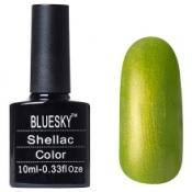 Bluesky Shellac #550
