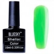 Bluesky Shellac Neon #10