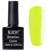 Bluesky Shellac Neon #34