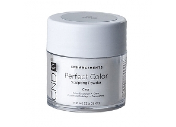 CND PERFECT Clear Powder 22gr