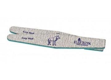 EzFlow Grey Wolf® Pro File, 150/150  пилка для искусственных ногтей