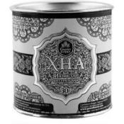 Индийская хна для бровей и биотату Grand Henna (Viva) + кокосовое масло (черная) 30г