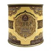 Индийская хна для бровей и биотату Grand Henna (Viva) + кокосовое масло (коричневая) 30г