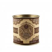 Индийская хна для бровей и биотату Grand Henna (Viva) + кокосовое масло (шоколадно-коричневая) 15г