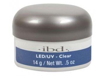 IBD LED/UV Gel Clear, 56 г. – укрепляющий прозрачный гель