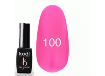 Гель-лак №100 Неоново-розовый 8 мл