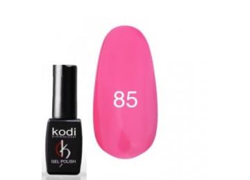 Гель-лак №085 Насыщенно розовый эмаль 8 мл