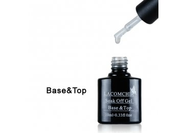 Base&Top Coat 10 ml Lacomchir