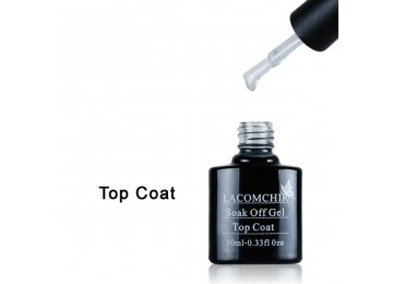 Top Coat Rubber Каучуковый топ 10 ml Lacomchir
