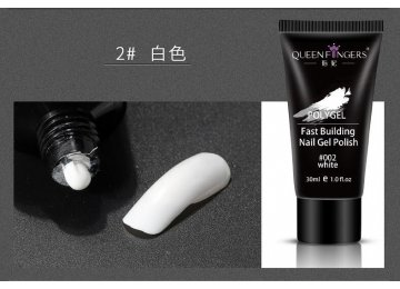 Гель моделирующий 30мл Queen Finger  #2