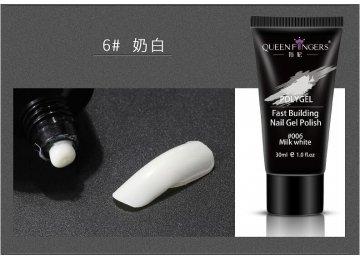 Гель моделирующий 30мл Queen Finger  #6