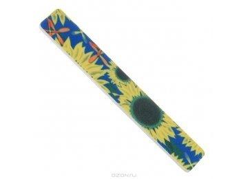 Пилка цветная для натуральных ногтей 240*240 Square