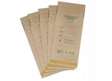 Стерильные пакеты 100шт. 75*150мм
