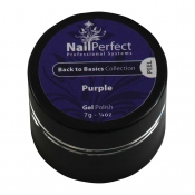 Gel paint Purple 7 гр