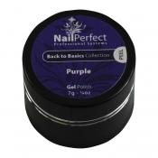 Gel paint Purple 7 гр