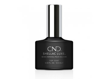 CND Shellac Luxe Top Coat 12.5 ml