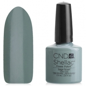 CND Shellac  Sage Scarf 7.3 ml.