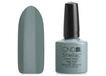 CND Shellac  Sage Scarf 7.3 ml.
