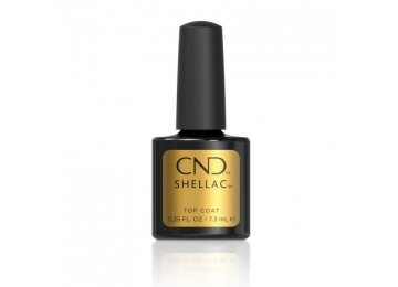 CND SHELLAC TOP COAT 7.3 ML