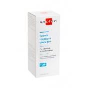 FRENCH MANICURE QUICK DRY - Кристальный закрепитель лака с эффектом сушки, 12 мл 0507