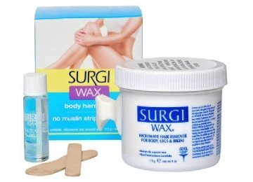 Воск для удаления волос на теле и ногах / Wax Body&Leg Art.82503