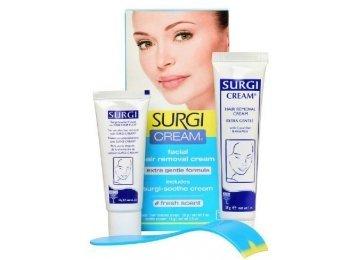Набор для удаления волос на лице  Cream Extra Gentle Formula Art.82565