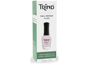 Укрепитель ногтей сиреневый TRIND Nail Repair Lilac
