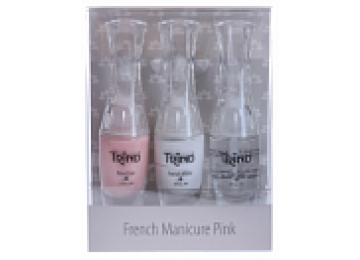 French Manicure Set Pink