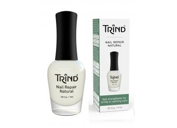 Укрепитель ногтей глянцевый TRIND Nail Repair Natural