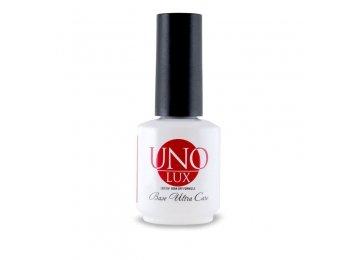Uno Lux Base Ultra Care 15 мл - Базовое покрытие для гель-лака