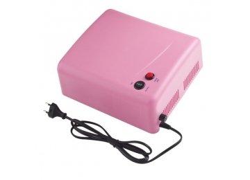 UV-лампа 36 w Art.818 розовая