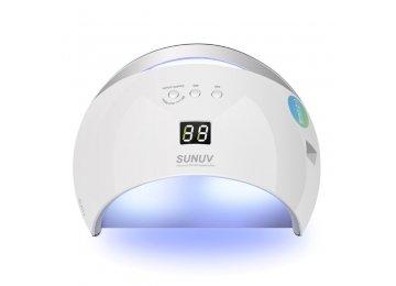 UV/LED лампа SUN 6, 48 Вт - Original Smart 2.0. SUNUV