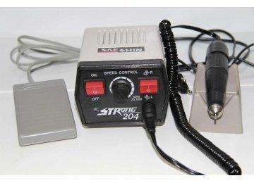 Strong 204 Профессиональная машинка для маникюра и педикюра 35000 об/мин