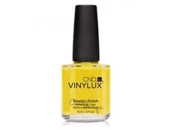 Лак VINYLUX №104 Bicycle Yellow