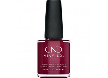 Лак VINYLUX №330 Rebellious Ruby